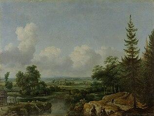 Paysage suédois