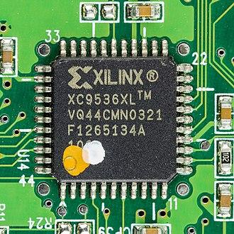 Xilinx - CPLD Xilinx XC9536XL