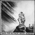 """BACK THE ATTACK WITH WAR BONDS^"" - NARA - 535644.tif"