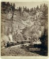 """Giant Bluff."" Elk Canyon on Black Hills and Ft. P. R.R. LCCN99613829.tif"