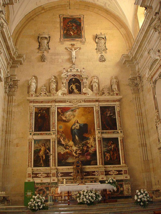 Convento de las Agustinas e Iglesia de la Purísima