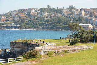 Eastern Suburbs (Sydney) Region in New South Wales, Australia