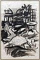 (Albi) Scène de cafè - Edmond Lempereur ~1900 encre, aquarelle et crayon sur papier.jpg