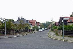 Ährenweg in Berlin