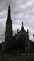 Église Notre-Dame de Toutes-Aides Nantes façade tower.JPG