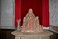 Église Saint-Jean-Baptiste de Chavanat. Statue de Sainte-Anne ses filles et petits enfants.jpg