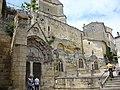 Église monolithe de Saint-Émilion, Saint-Émilion, Aquitaine, France - panoramio.jpg