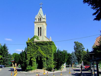 How to get to Óbudai Temető with public transit - About the place