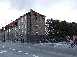 Øster Voldgade - Rosenborg Barracks