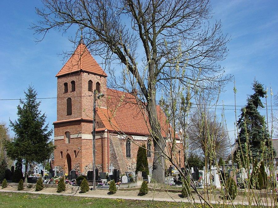 Świerczynki, Toruń County