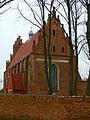 Żarnowiec, klasztor, 4 ćw. XIII, 1 poł. XIV, 1897-1907, 1959, 1976 09.JPG