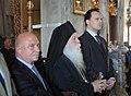 Επίσκεψη ΥΠΕΞ Δ. Δρούτσα στο Άγιο Όρος FM Droutsas visits Mount Athos (3-4.06.2011) (5796131358).jpg