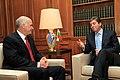 Συνάντηση με τον Πρόεδρο της Δημοκρατίας της Βουλγαρίας, Georgi Parvanov (4154606655).jpg