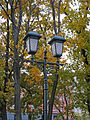 Александровский сад, фонарь.jpg