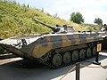БМП-1, Площадка військової техніки.JPG