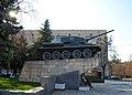 Бердичів - Пам'ятник воїнам — визволителям (біля вокзалу) DSC 4562.JPG