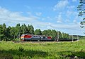 ВЛ10К-1007, Россия, Челябинская область, перегон Миасс-I - Кисегач (Trainpix 201860).jpg