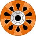 Ведущее колесо RDK-250.JPG