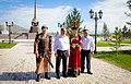 Визит делегации Рес. Татарстан в Туву.jpg