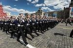 Военный парад на Красной площади 9 мая 2016 г. 022.jpg