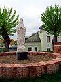 Вторая скульптура без названия на территории Храма Святых Апостолов Петра и Павла у Яузских ворот - panoramio.jpg