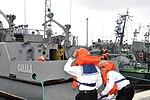 В українських ВМС після 7-річної перерви відновлено катерну практику майбутніх офіцерів із заходами до іноземних портів (30044138181).jpg