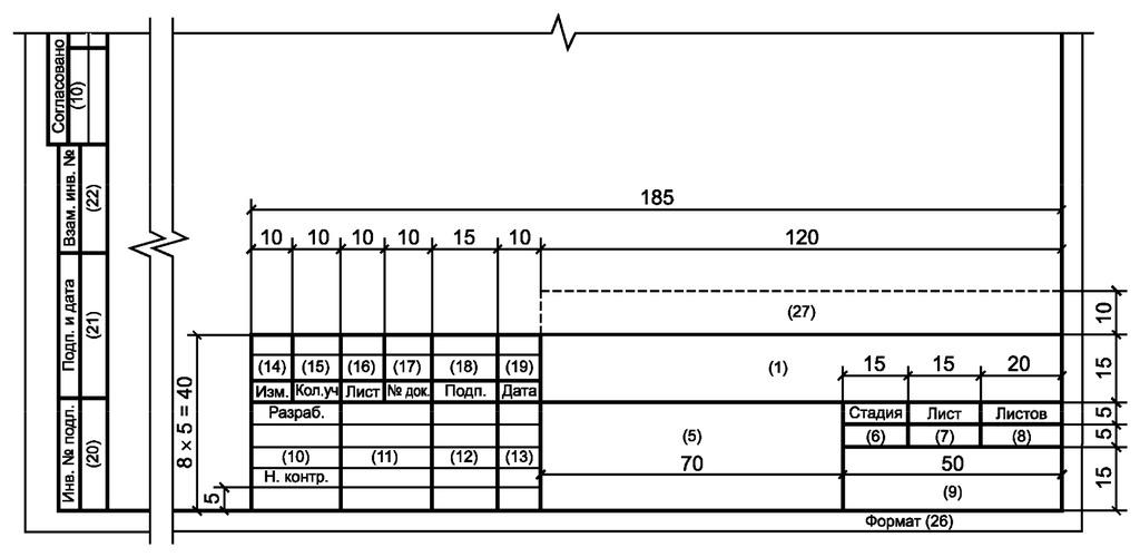 ГОСТ Р 211101 2013 СПДС Основные требования к документации