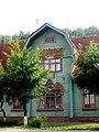 Дом Пришлецова, 1915 г. северо-восточный фасад. Щипец.jpg