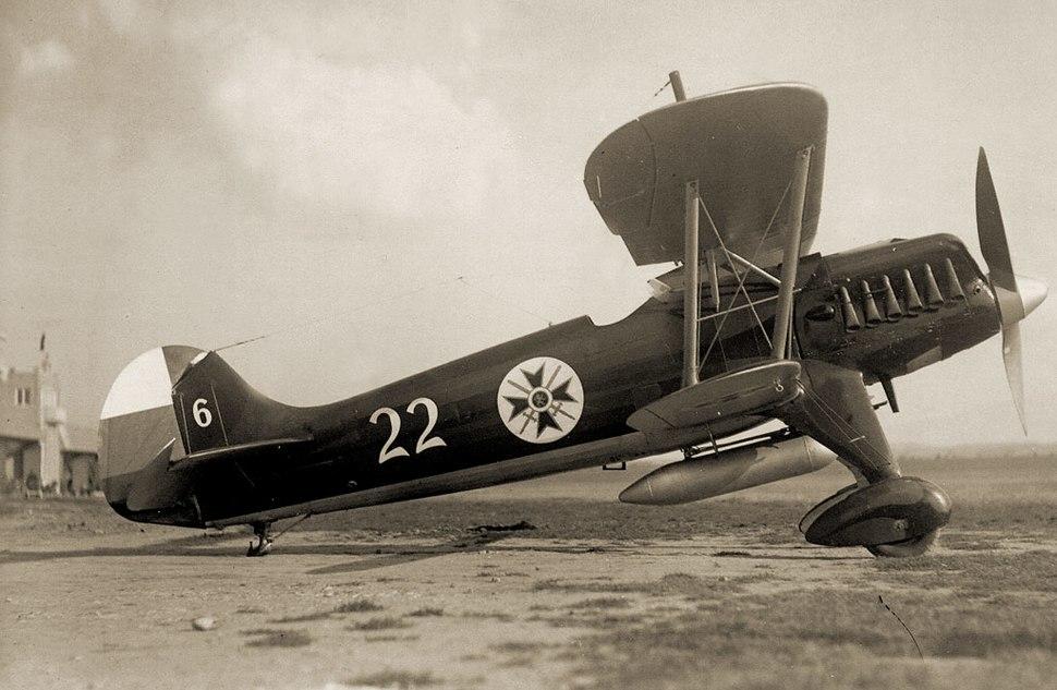 Истребитель Heinkel He-51B
