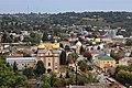Костел Успіння Діви Марії вид з замку.jpg