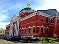 Крестовоздвиженская церковь Казанского Богородицкого монастыря - 2.jpg