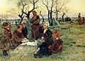 Маковский Поминки 1884 crop.jpg