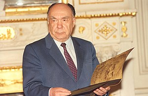 Political abuse of psychiatry in the Soviet Union - Alexander Yakovlev (1923–2005), the head of the Commission for Rehabilitation of the Victims of Political Repression