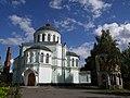 Немирів - Миколаївський монастир. Троїцька церква P1090055.JPG