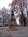 Памятник императору Петру I в сквере Петра.JPG
