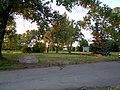 Памятный знак около бывшего поместья Рандене - panoramio.jpg