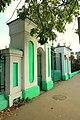 Переславль-Залесский, Советская, 5, усадьба Павловых, ограда с воротами.jpg
