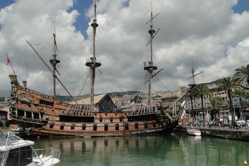 Пираты Карибского моря-1