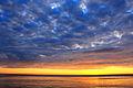 Рассвет над морем.JPG