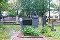 Рівне, вул. Київська, кладовище «Грабник», Братська могила радянських партизан.jpg