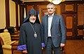 Сергей Аксёнов встретился с архиепископом Езрасом.jpg