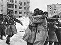 Соединение войск 21-й и 62-й армий в Сталинграде 26 января 1943.jpg