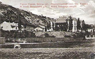 Soroca District - Soroca county Zemstvo, 1911