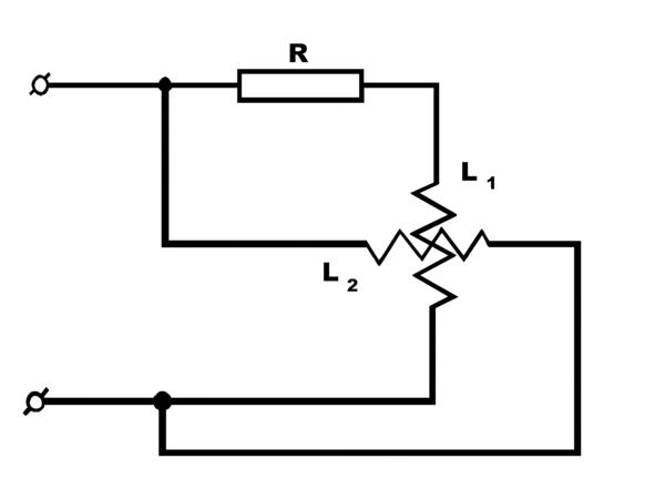Схема подключения второй