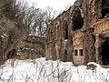 Тараканівський форт, розвалини казарми.jpg