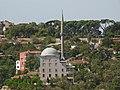 Турция (Türkiye), провинция Стамбул (il İstanbul), Стамбул (İstanbul) (ilçe Üsküdar, Kuzguncuk), мечеть (Kuzguncuk Hacı Ali Mehmet Öztürk Camii), 11-20 15.09.2008 - panoramio.jpg
