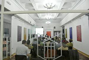 Belgrade University Library - Art center in the Library