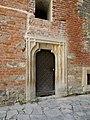 Хотинська фортеця, двері приміщення.jpg