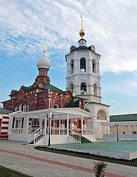 Церковь Сергия Радонежского, Николо-Пешношский монастырь.jpg