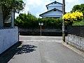 大字田吉947番地付近のカーブミラー - panoramio.jpg
